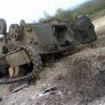 На Донбасі підірвалася БМП. Один військовий ЗСУ загинув, троє поранені