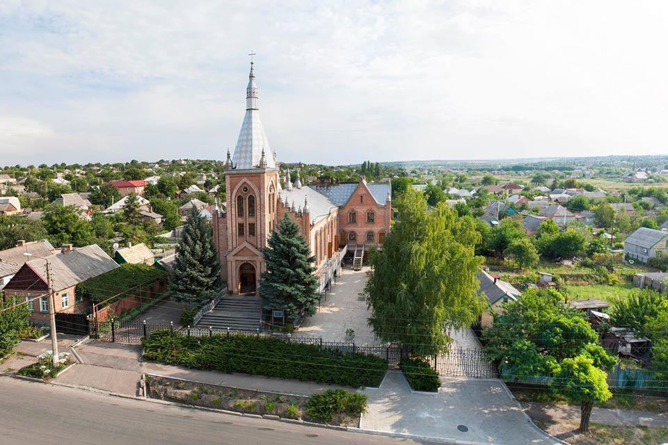 Бахмут церковь ЕХБ