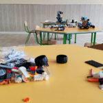 Одна зі шкіл Донеччини виграла грант на лабораторію робототехніки та майданчик з великими шашками