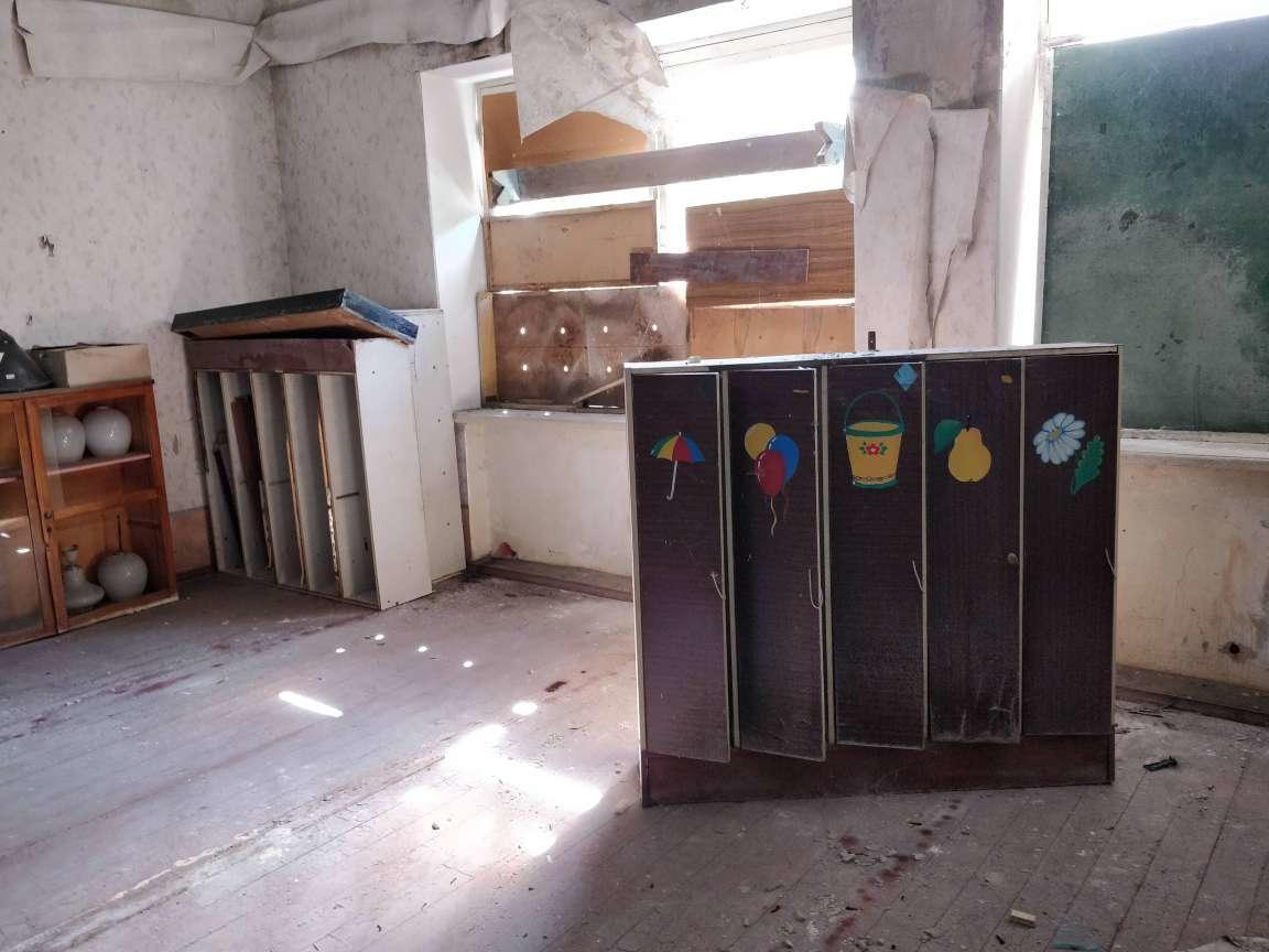 На Донбасі внаслідок війни пошкоджені 100 шкіл