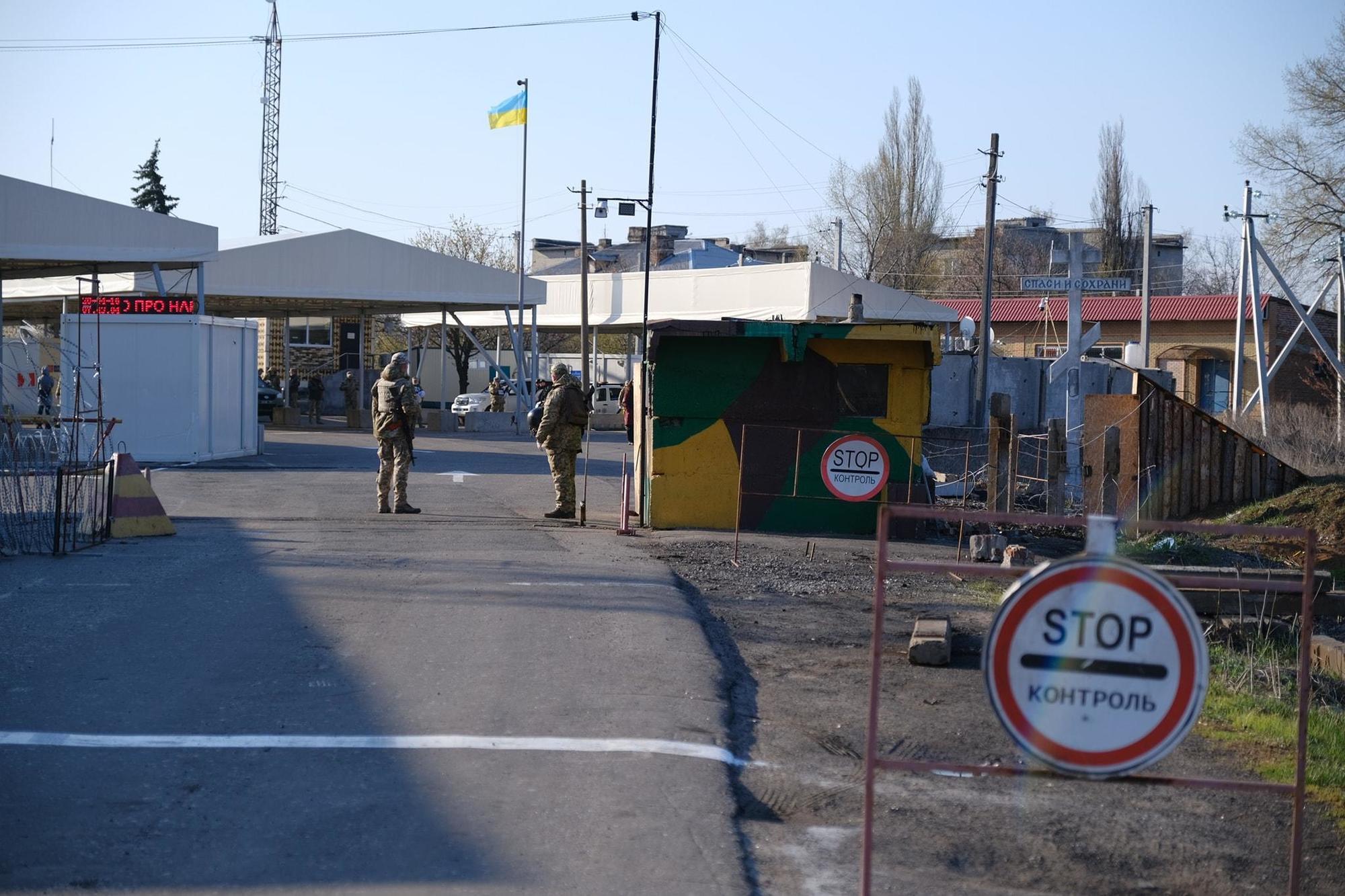 """Між Києвом та """"ДНР"""" відбувся перший в цьому році обмін полоненими"""
