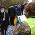 Освобожденные пленные проходят обсервацию в Донецкой области