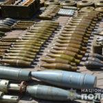 У зачиненому дитячому таборі на Донеччині виявили склади з боєприпасами (ФОТО)