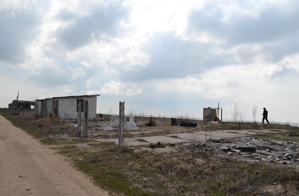 турбаза Ялта руины