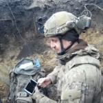 Російські снайпери записали на відео як стріляють на окупованій частині Донбасу, — штаб ООС