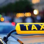 В Украине таксистам разрешили ездить по полосе общественного транспорта