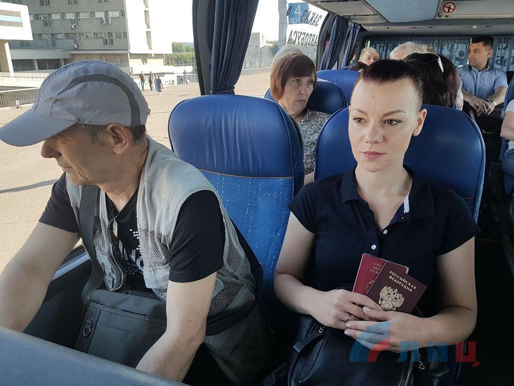 Жителів ОРДЛО возять в Ростовську область голосувати за зміни до Конституції РФ (ФОТО)