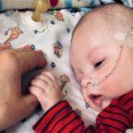 $2,3 млн за можливість дихати: Родина поліцейських з Бахмута шукає гроші на порятунок дитини