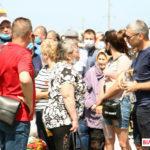 """17 людей заберуть з КПВВ """"Новотроїцьке"""" в лікарню. Там вони пройдуть обсервацію (виправлено)"""