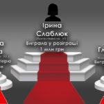 Пощастило: ТОП-3 посадовці з Донеччини, які отримали призи та виграли в лотереї