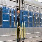 Поїзди та електрички поки не зупинятимуться у Слов'янську через спалах COVID-19,  —  Укрзалізниця