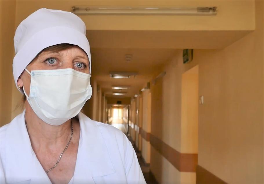 медсестра обсервація Донеччина