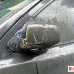 У Бахмуті спалили авто місцевого підприємця, – очевидиця (ФОТО)