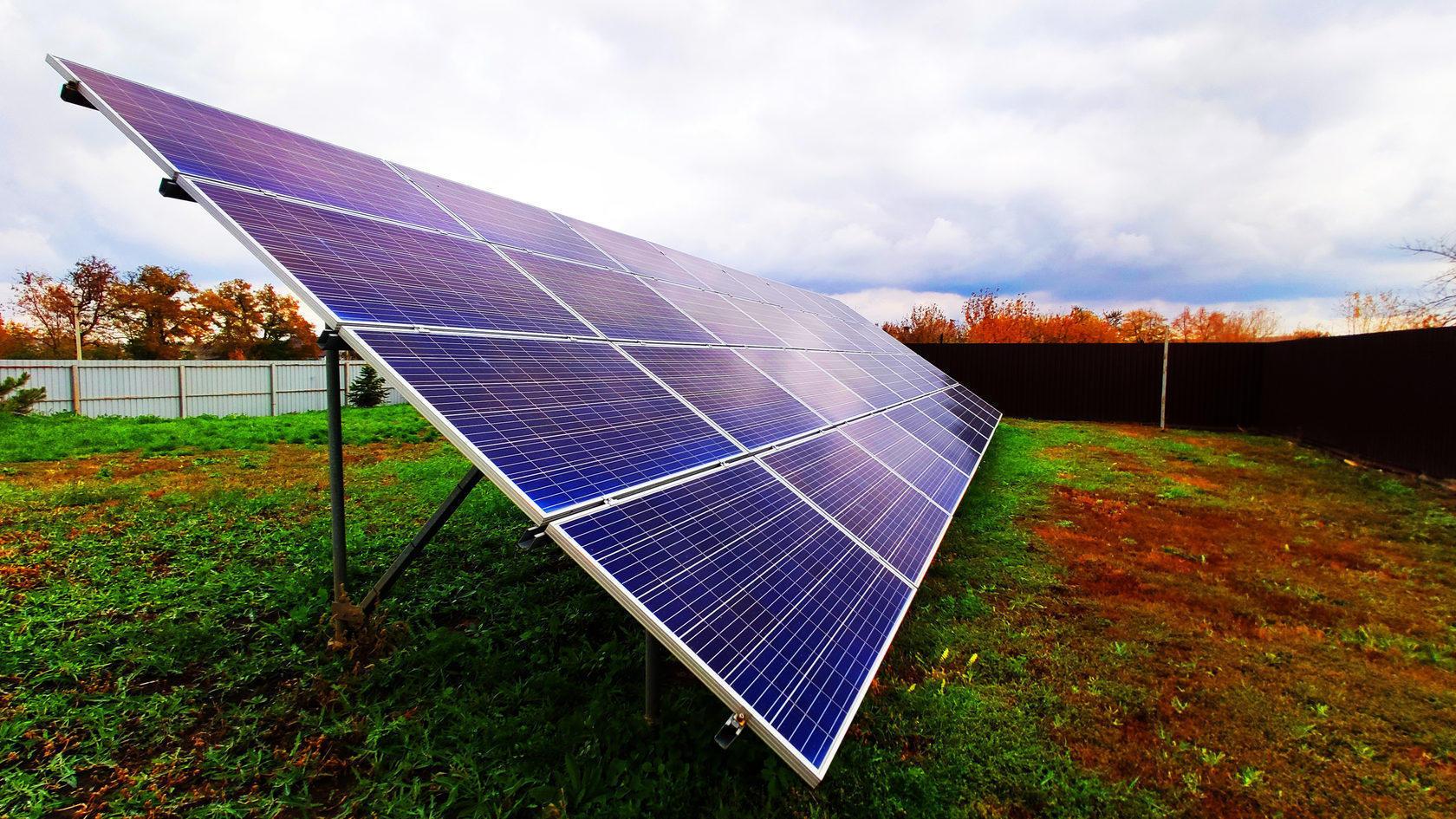 сонячні панелі Донецька область