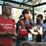 Віктор Медведчук судиться з автором книги про суд над Стусом: що відомо?