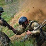 За минувшие сутки боевики на востоке стреляли 12 раз. Среди военных ООС есть раненые