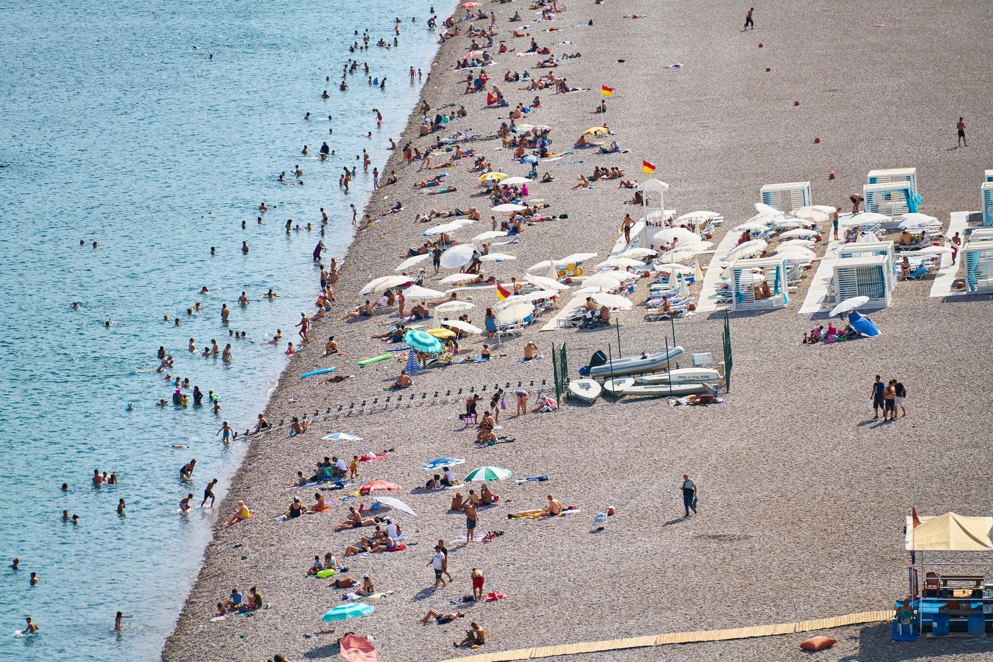 пляж море відпочинок