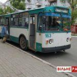 Бахмутські тролейбуси й далі їздитимуть за карантинним графіком (розклад)