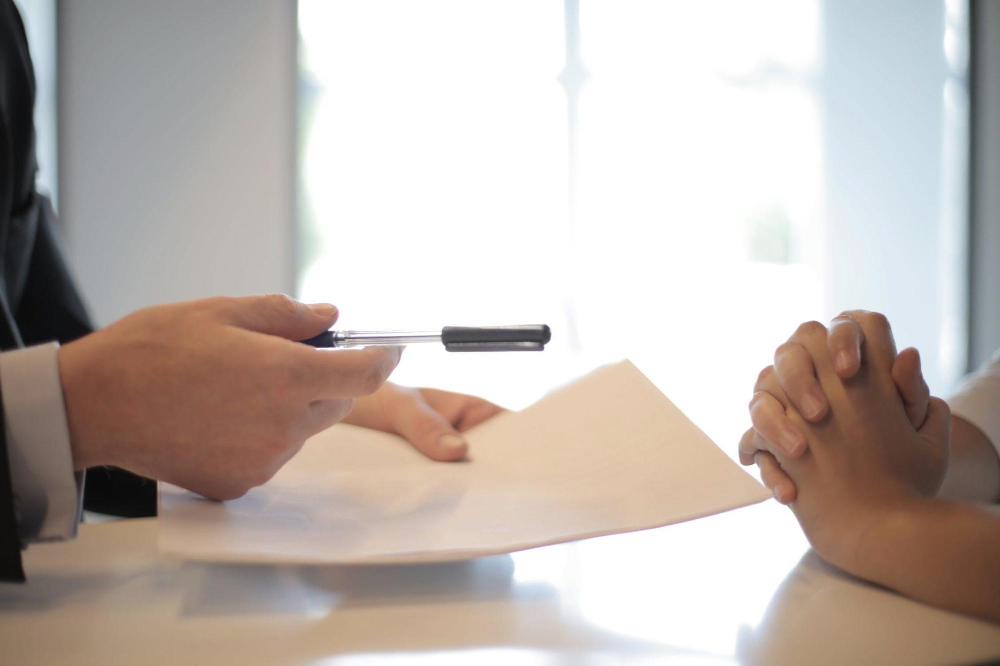 страхування договір документи