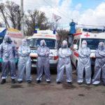 Між війною та епідемією. Як працюють в умовах COVID-19 парамедики-волонтери на Донбасі (фото, відео)