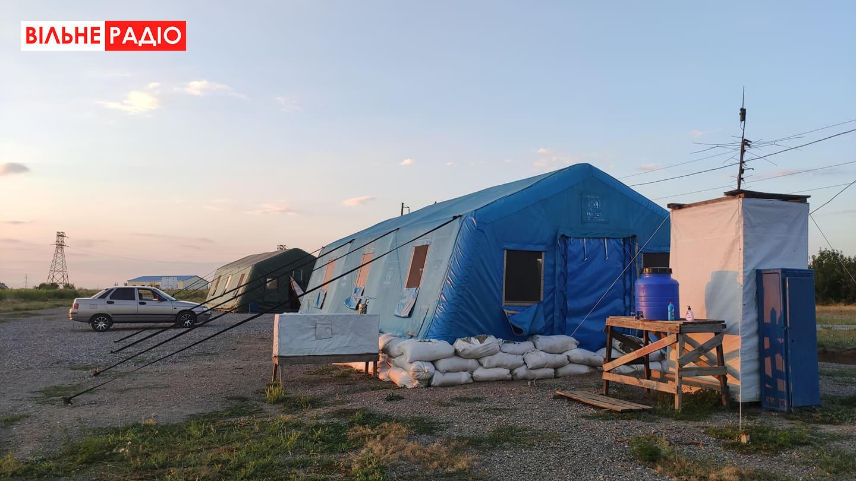 Сьогодні працюють по 1 КПВВ на Донеччині та на Луганщині