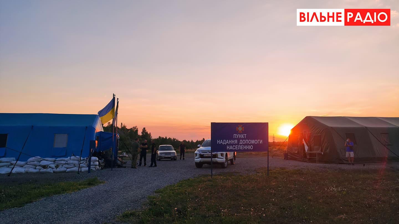 Ситуація на КПВВ: на Луганщині вже пропустили понад 700 людей, на Донеччині – близько 70