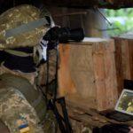 Опять провокация: боевики продолжают срывать перемирие. 5 августа стреляли 1 раз, — штаб ООС