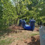 На підконтрольній Донеччині померла ще одна людина з COVID-19. Це жінка з Добропілля