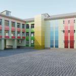 В Соледарі почали реконструювати опорну школу. На це витратять мінімум 143 млн грн