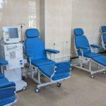 В Бахмуте заработало новое отделение гемодиализа