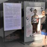 В Бахмуті з'явилась інсталяція про зниклих безвісти на Донбасі людей