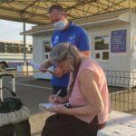 Ситуація на КПВВ: Працює 1 пункт на Луганщині. Його вже перетнули понад 600 людей