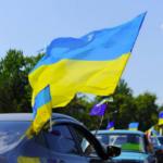 Автомобилисты Донетчины отметили День Независимости праздничным пробегом