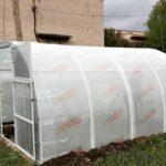 В сільській школі на Донеччині облаштували теплиці та вчитимуть дітей агробізнесу на практиці