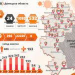 В Донецкой области умер еще один пациент с коронавирусом