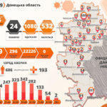 На Донеччині помер ще один пацієнт з коронавірусом