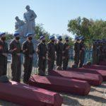 Поховали через 75 років. Поблизу Слов'янська захоронили останки 135 воїнів Другої світової
