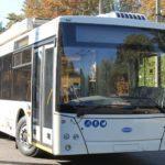Великий крок для нового маршруту: В Бахмут доставили тролейбус, який курсуватиме до Опитного