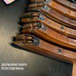 В начальника патрульної поліції Донеччини знайшли гранату й тисячі набоїв, — ДБР