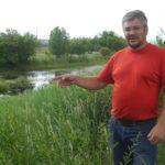 Яма чи Суха Плотва? В Сіверську місцевий мешканець прагне повернути історичну назву місцевої річки