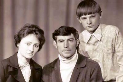 Василь Стус родина