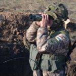 Понеділок в зоні ООС: окупанти двічі стріляли на Донбасі та намагалися розвідати позиції ЗСУ