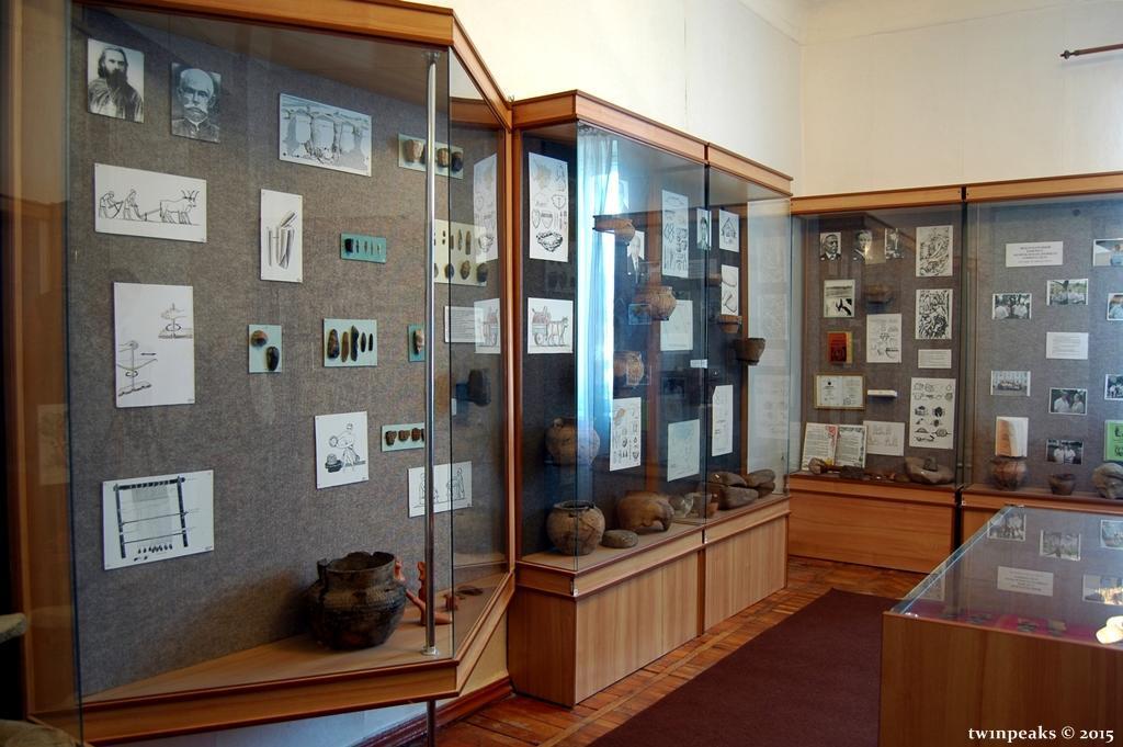 музей Часів-Яр експозиція
