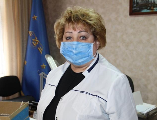 От осложнений коронавируса умерла главный врач Покровской больницы