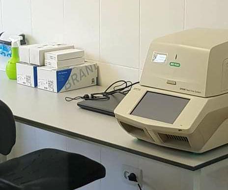 Перевірятимуть швидше: На Донеччині відкрили ще одну ПЛР-лабораторію
