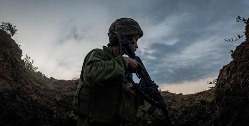 На Донбассе в среду стреляли 1 раз. Еще два раза боевики пытались разведать позиции ВСУ, — штаб ООС