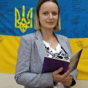 Судак Оксана Леонідівн