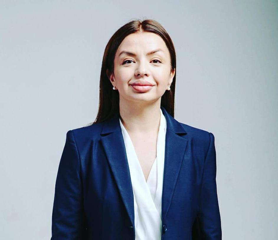 Сабіна Лейла Валеріївна