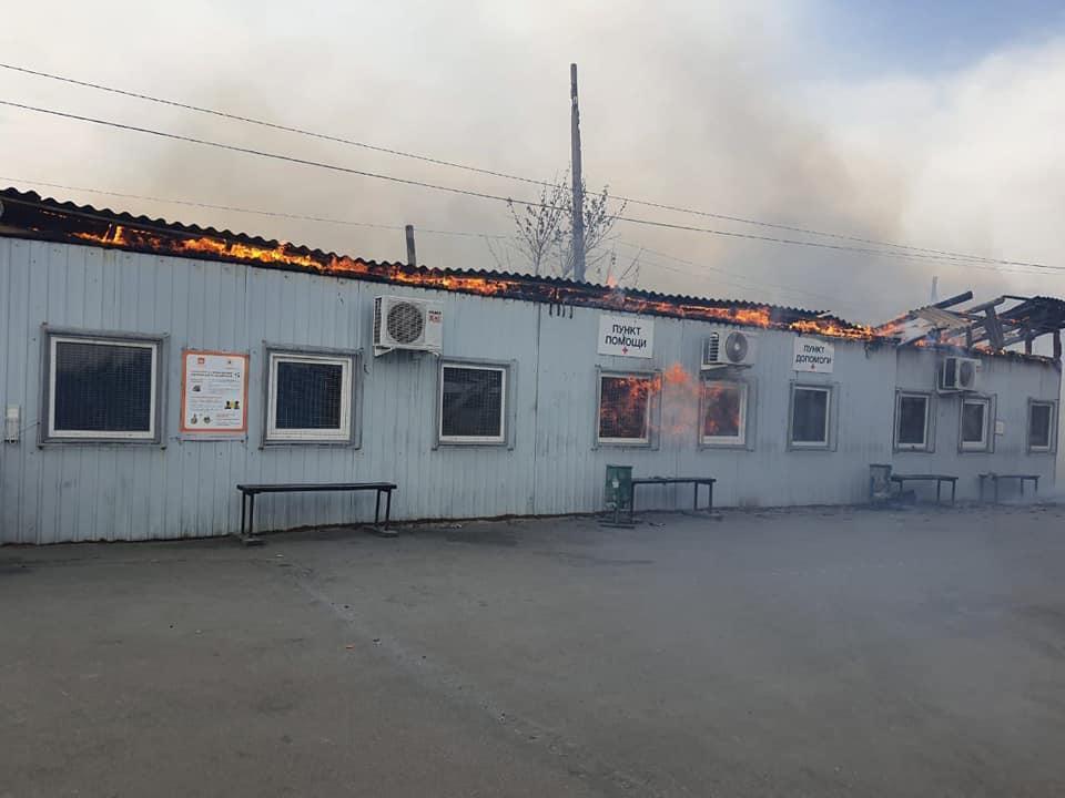 """КПВВ """"Станица Луганская"""" сегодня не будет работать. Пропускают только на Донетчине"""