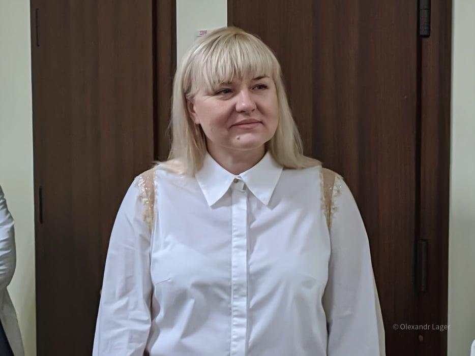 Мельникова Світлана Леонідівна